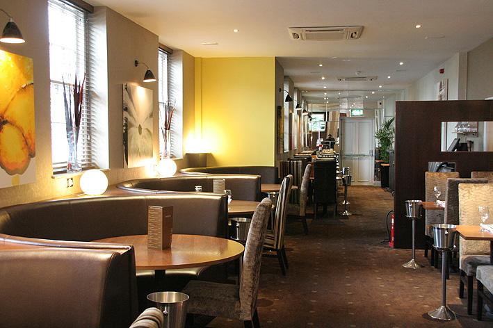 Patricks Restaurant and Bar